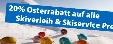 Skiverleih Skiservice Berlin Osterrabatt