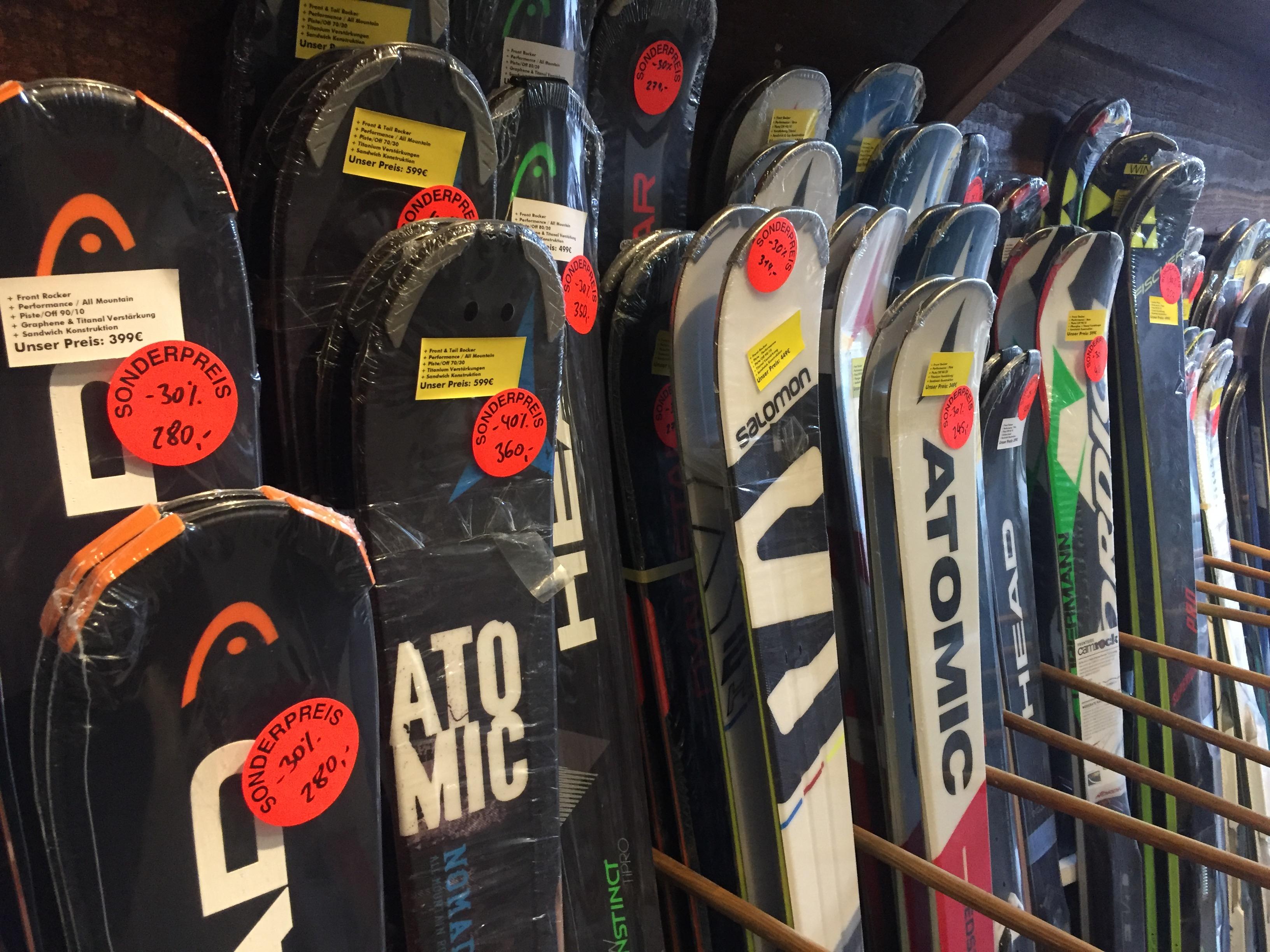 skiservice skiverleih skishop berlin abverkauf zum saisonende skiservice skiverleih skishop berlin. Black Bedroom Furniture Sets. Home Design Ideas